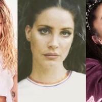 Miley Cyrus, Ariana Grande y Lana del Rey, colaboración