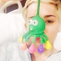 Miley Cyrus hospitalizada por fuerte alergia