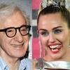Miley Cyrus rodará serie con Woody Allen
