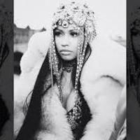 Nicki Minaj en Londres 'No Frauds' video teaser