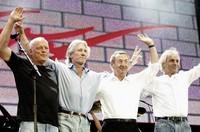 Pink Floyd se reune para presentar un nuevo DVD