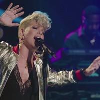 Pink muestra su vida en el video 'Whatever You Want'