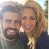 Piqué acalla los rumores de separación con Shakira