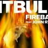 Pitbull, estalla la bola de fuego 'Fireball'