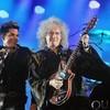 Queen y Adam Lambert en Las Vegas en vivo