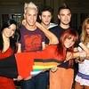 RBD grabó un nuevo videoclip promocional