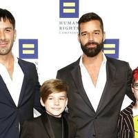 Ricky Martin será padre por cuarta vez