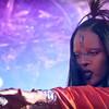 Rihanna convertida en alien en 'Sledgehammer'