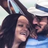Rihanna corta con su novio millonario Hassan Jameel