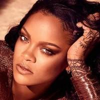 Rihanna graba con Pharrell Williams