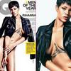 Rihanna posa desnuda para la GQ