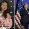 Rihanna victoria legal frente a Trump