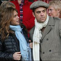 Robbie Williams se casa