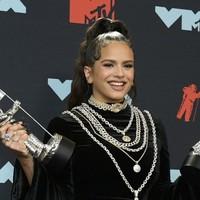 Rosalía la española que conquista los MTV VMA