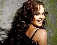 Shaila Durcal, número uno en la lista de ventas