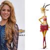 Shakira estrena el video de 'Try Everything'