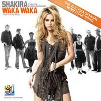 Shakira pondrá sonido al Mundial
