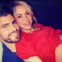Shakira y Piqué felices en la recta final del embarazo