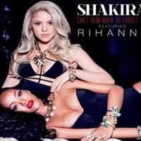 Shakira y Rihanna estrenan su single juntas