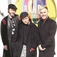 Take That suspende gira mundial por Gary Barlow