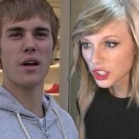 Taylor Swift echando del gimnasio a Justin Bieber