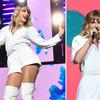 Taylor Swift estrena en vivo 'Christmas Tree Farm'