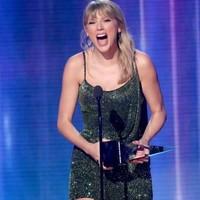 Taylor Swift la artista de la década en los AMA's que destrona a Michael Jackson