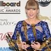 Taylor Swift triunfa en los Billboard 2013