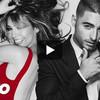 Thalia coquetea con Maluma en su video 'Desde esa noche'