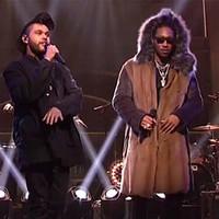 The Weeknd y The Future preparan clip para 'Low Life'