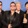 U2 gana a Coldplay en los Globos de Oro con 'Ordinary Love'