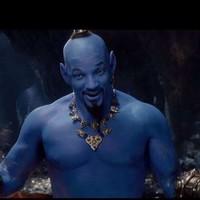 Will Smith se transforma en Aladin