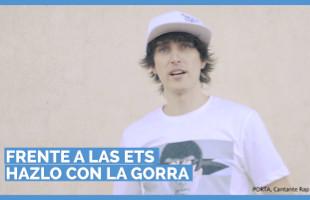 #Hazloconlagorra únete al challenge de los que lo hacen con gorra